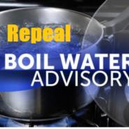 Boil Water Advisory *Repeal